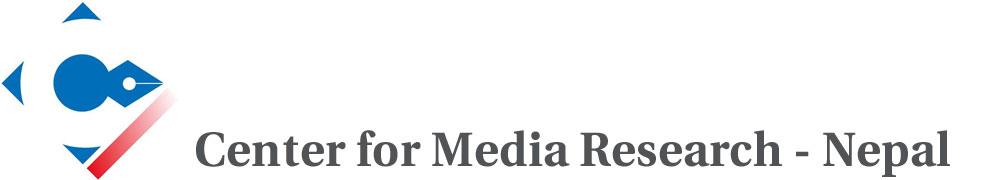 Center for Media Research - Nepal Logo