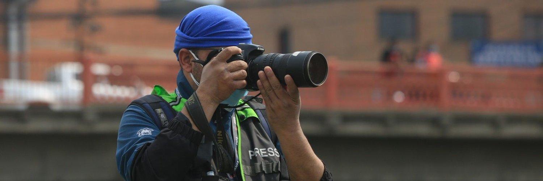 My tryst with the virus: Photojournalist Bikash Karki